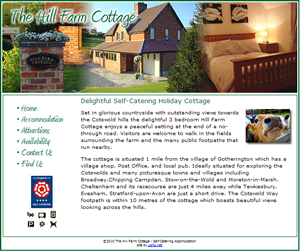 The Hill Farm Cottage